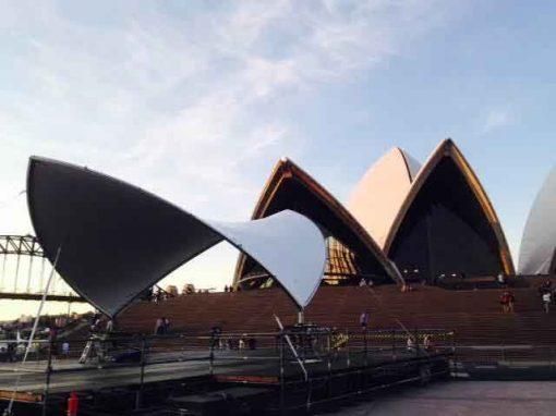 Creative Stage – Sydney Opera House