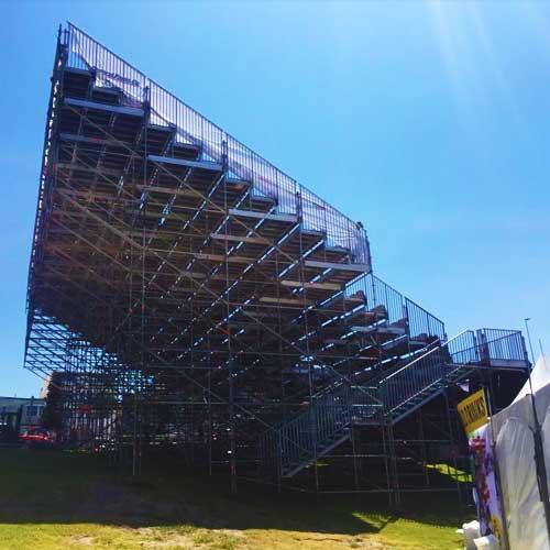 Bondi Bowl Grandstand