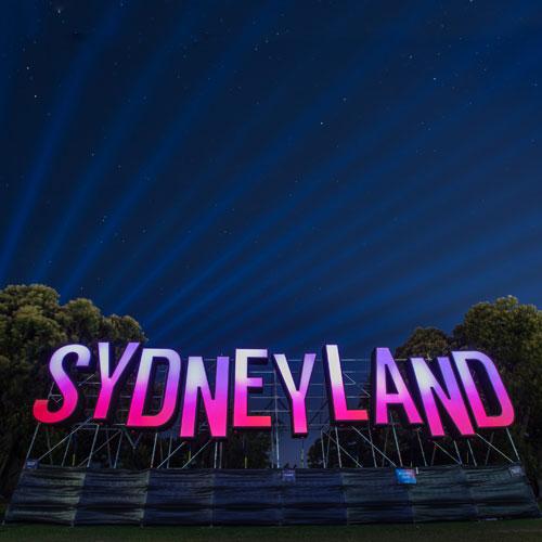 Vivid Sydney 2017 Sydneyland