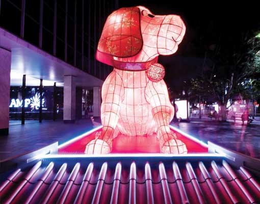 chinese-new-year-2017-dog-lantern