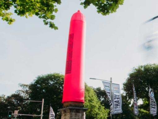 Obelisk Condom